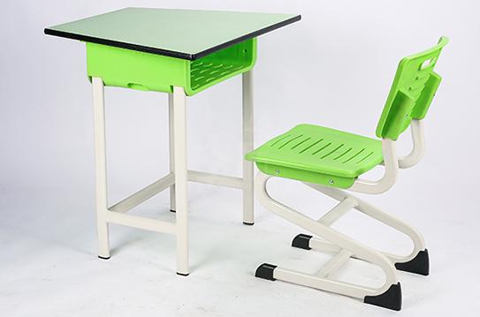 拼接课桌椅-固定无升降
