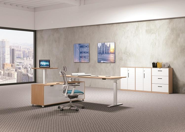 升降办公桌-JC-BT-A03