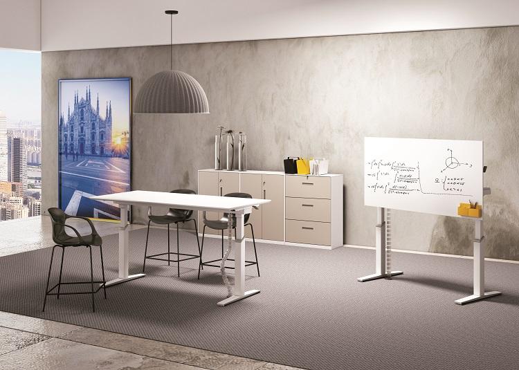 升降办公桌-JC-BT-A01