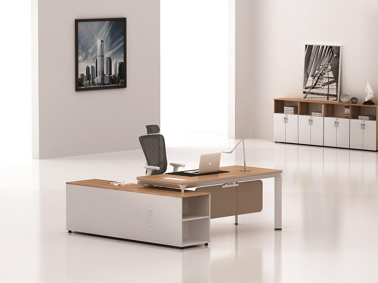 板式办公桌-JC-TM-004