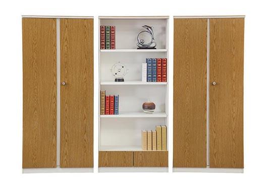 木制文件柜-JC-KN-S8020A