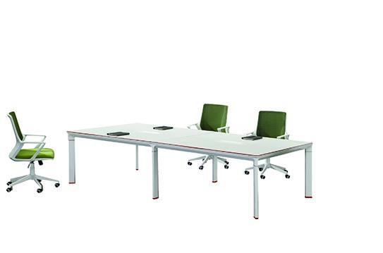 板式办公桌-JC-KN-H2814