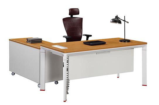 板式办公桌-JC-KN-2021