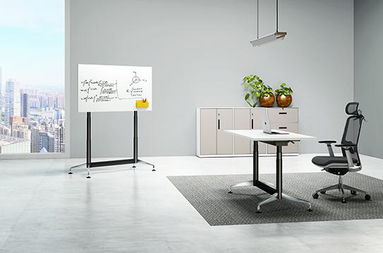 升降办公桌-迈克系列-JC-KM-003