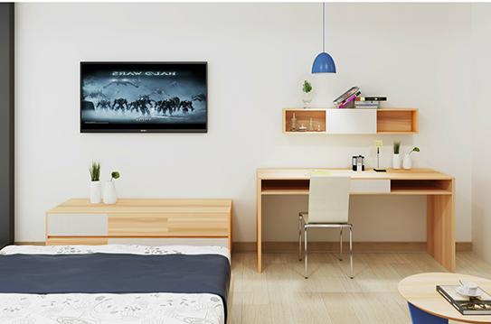 学校家具-公寓床-现代风