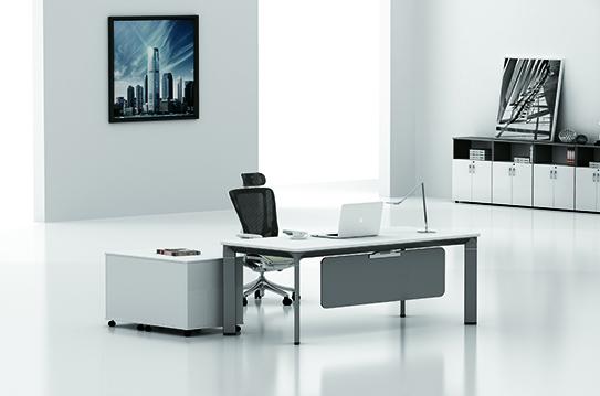 板式办公桌-托玛系列005