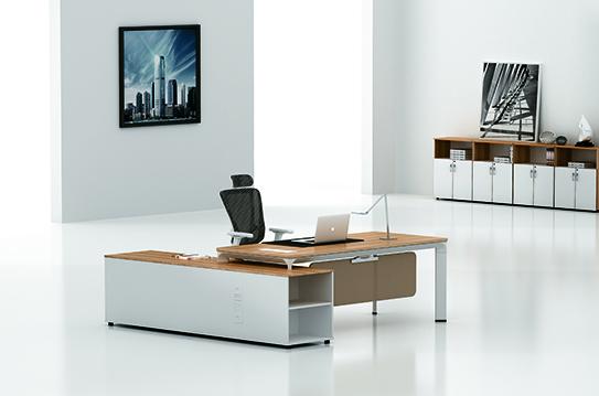 板式办公桌-托玛系列004