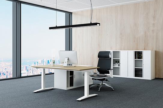 升降办公桌-JC-MK-002