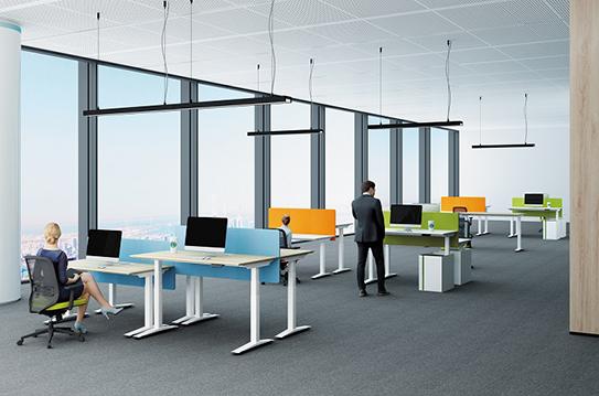 升降办公桌-米克系列001
