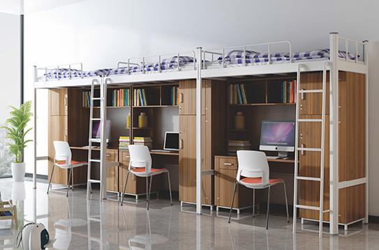 学校家具-公寓床-JC-GYC-G31