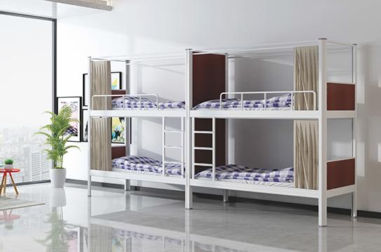 学校家具-公寓床-JC-GYC-S12