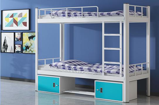学校家具-公寓床-JC-GYC-S02