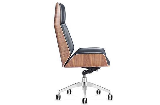 办公椅-皮质班椅-JC-1917