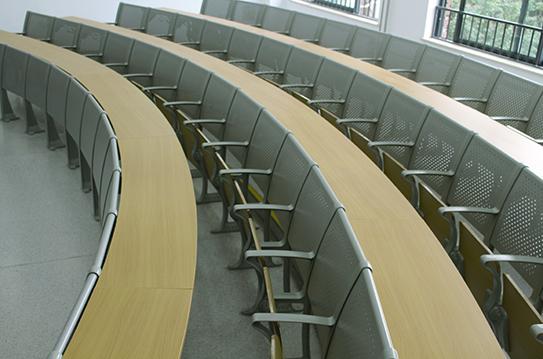 阶梯桌椅-001