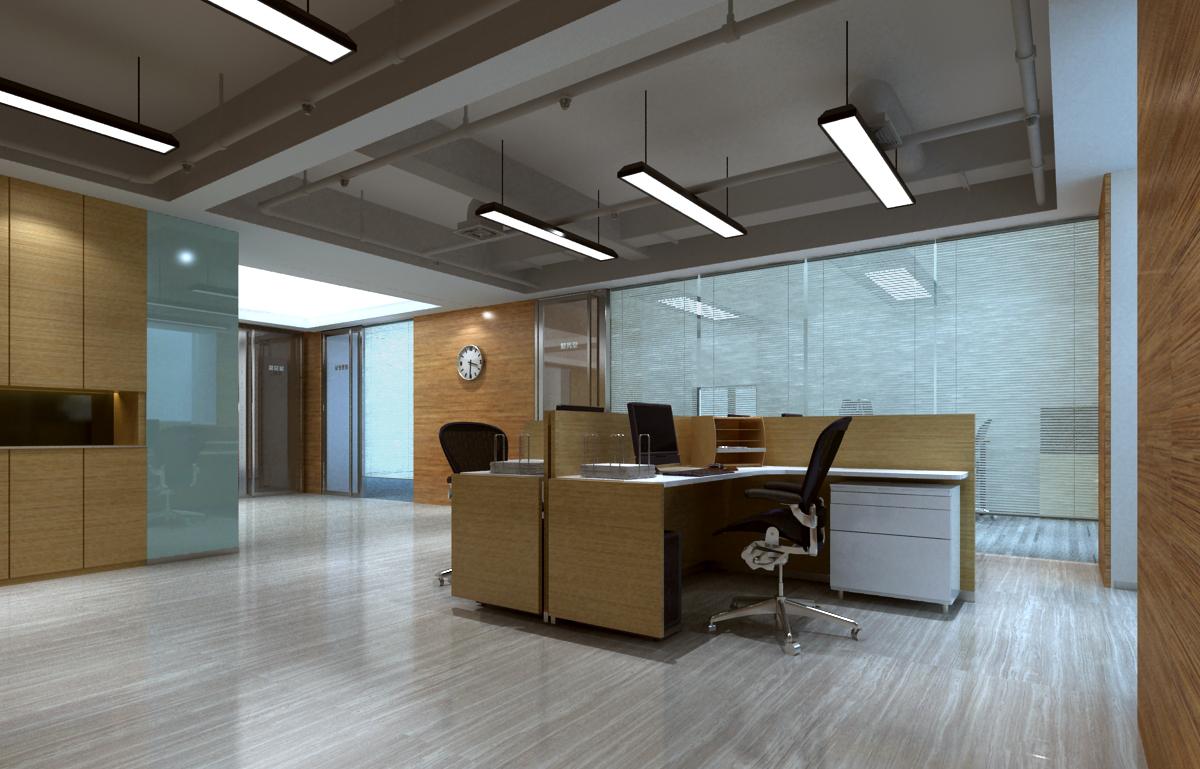 高级办公空间解决方案A3