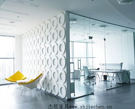 管理办公室高隔隔断间解决方案-GD002