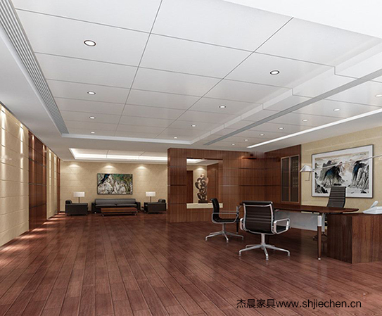 高级商务接待办公空间解决方案-GSA001