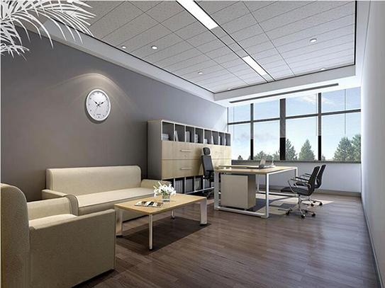 素美风格管理办公室解决方案-GLA007