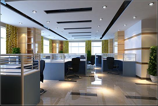 明雅有序型办公室解决方案GBA015
