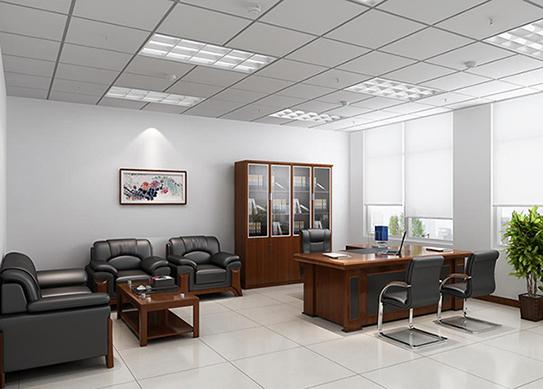 大气派领导办公室解决方案-GLA003