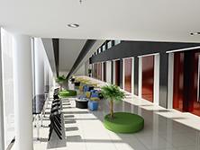 休闲区设计解决方案