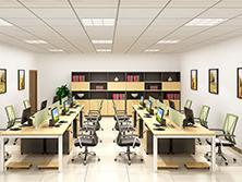 公共办公室设计方案