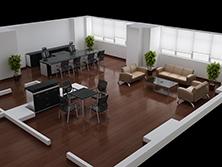管理办公区整体设计解决方案